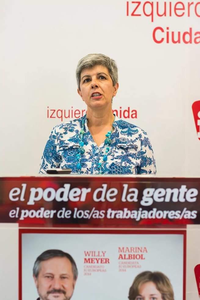 """imagen de Izquierda Unida rechaza la continuidad de la vigilancia """"compartida"""" de la Casa Consistorial"""