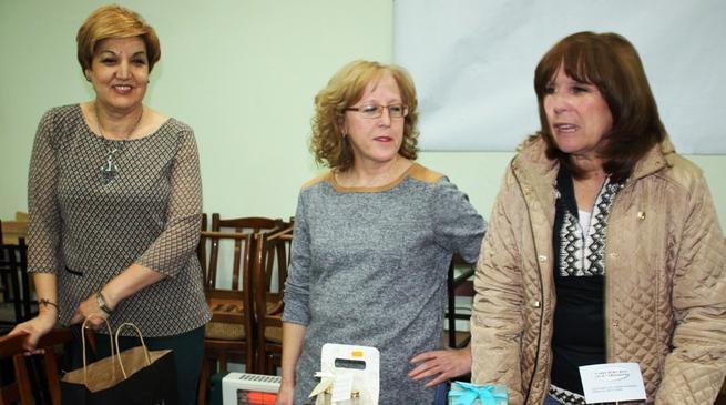 Imagen: La Asociación de Mujeres de La Solana debatió sobre cosmética natural