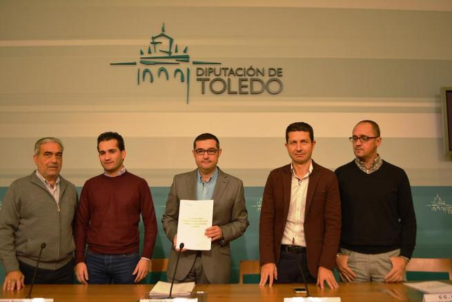Imagen: La Diputación de Toledo convoca 20 bolsas de trabajo