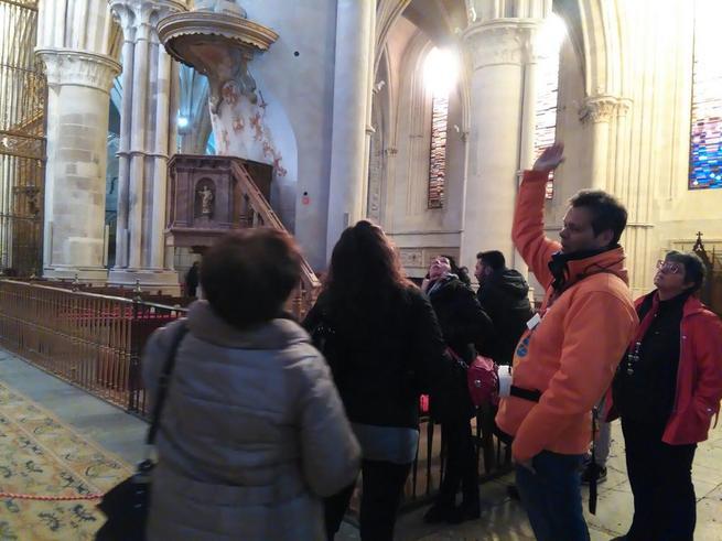 Imagen: Cuenca se da a conocer a agencias de viaje italianas para ser una parada más en sus circuitos por nuestro país