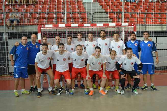 imagen de El FSD Puertollano-Deportes Zeus  continúa con su puesta a punto