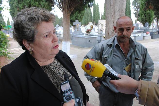 Imagen: El Consistorio de Valdepeñas destinará 171.000 euros a nuevas obras en la ampliación del Cementerio Municipal