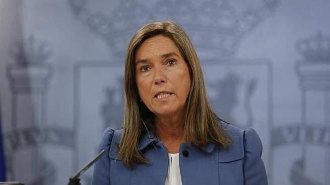 imagen de Ana Mato preside un gabinete de crisis ante un caso positivo por ébola en Alcorcón