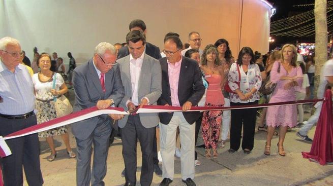 """imagen de Inaugurada la Feria de Artesanía """"Artesana"""" en los ejidos de la Feria en Albacete"""