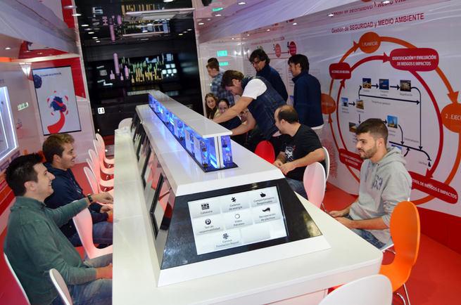 Imagen: La Fundación Repsol instala su aula móvil de energía en el Campus de Ciudad Real