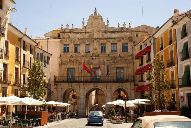 imagen de El alcalde de Cuenca inaugura oficialmente el nuevo curso académico de la Escuela Municipal de Música