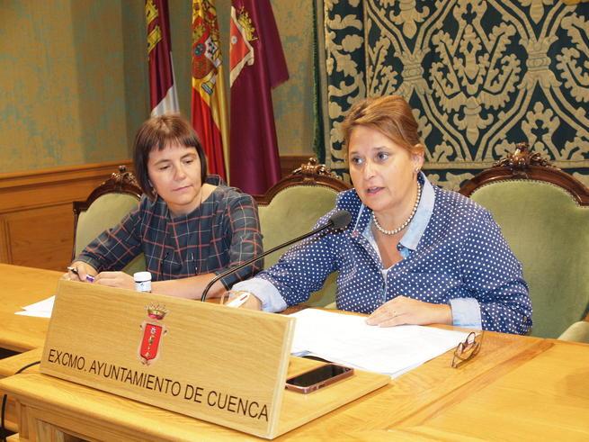"""imagen de Mohorte califica de """"brillante"""" las fiestas de San Mateo 2014 de Cuenca y afirma que la verbena """"se ha consolidado"""""""
