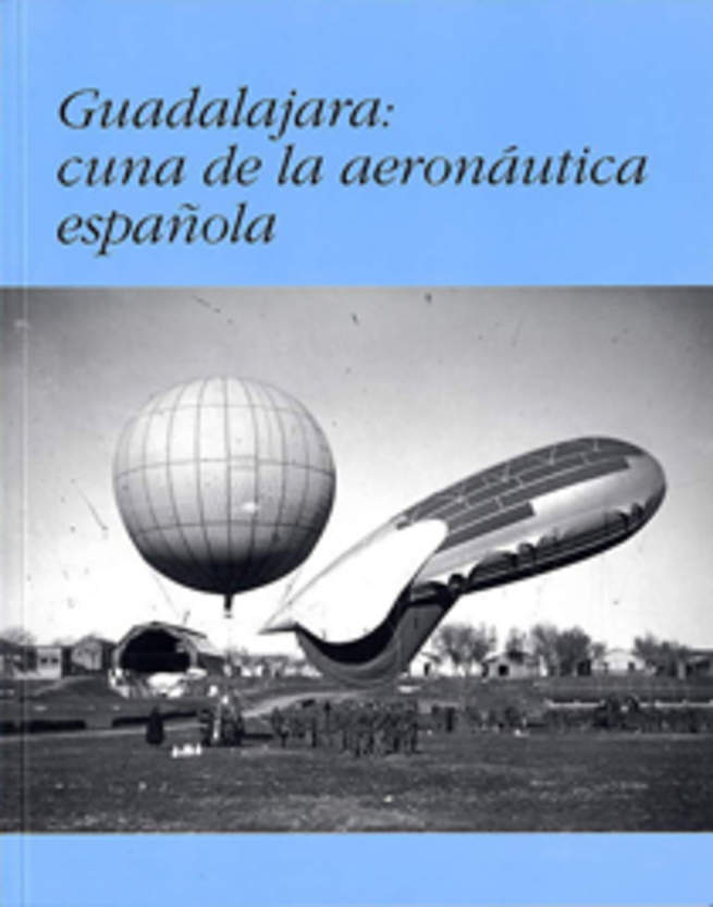 imagen de Guadalajara, cuna de la aeronáutica española, tema elegido para los talleres infantiles del presente trimestre