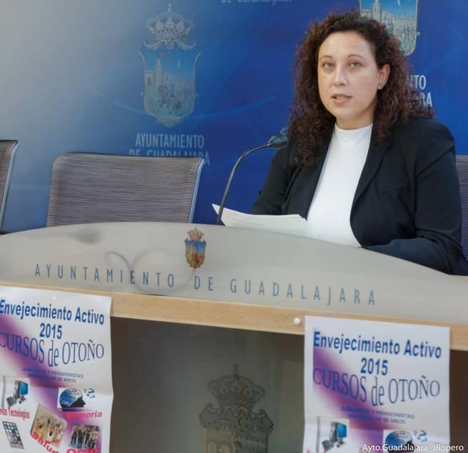 """Imagen: El Ayuntamiento de Guadalajara pone nuevamente en marcha su programa de """"envejecimiento activo y saludable"""""""