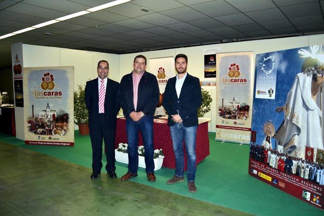 Imagen: Calzada de Calatrava participa en la 1ª Feria Nacional de Arte Cofrade que se celebra este fin de semana en Ciudad Real