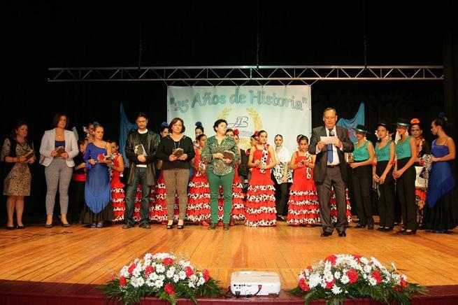 """imagen de Emotividad a flor de piel en el encuentro nacional de danza con la asociación """"Baile An"""