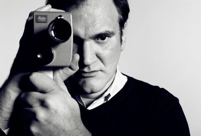 imagen de En Objetivo Celuloide, Quentin Tarantino
