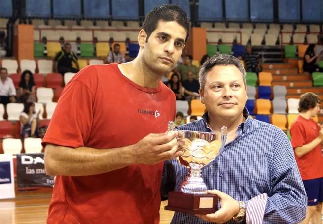 imagen de Globalcaja, con el mundo del deporte y de la solidaridad en San Julián de Cuenca