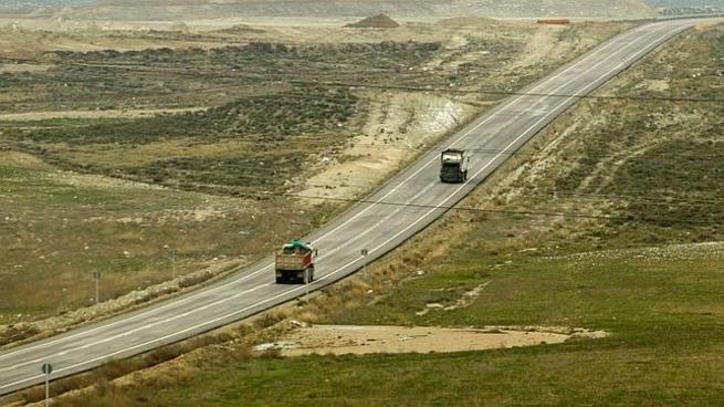 Imagen: CCOO insta a Fomento a corregir con urgencia los destrozos de Cospedal en la vialidad invernal de las carreteras autonómicas de Guadalajara