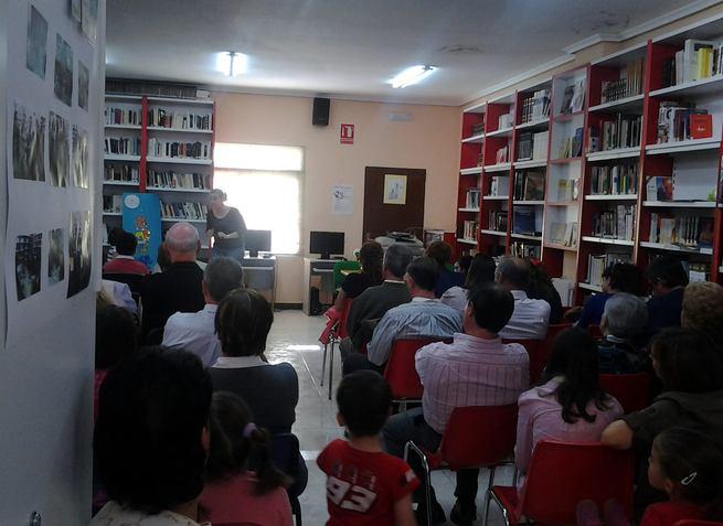 """imagen de Carrión de Calatrava celebró el 25 Aniversario de su Biblioteca Municipal """"Julián Ruiz Peco"""" con un acto institucional"""