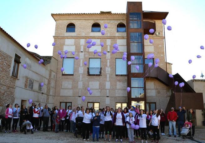 Imagen: 1ª Marcha contra la violencia de género en Carrión de Calatrava