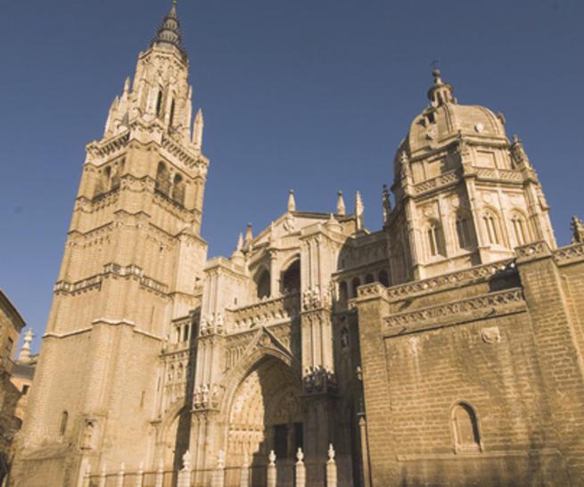 Imagen:  La Catedral de Toledo, en una serie conmemorativa de monedas dedicada a las Ciudades Patrimonio de la Humanidad de España