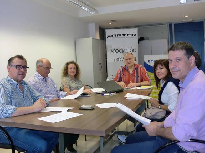 imagen de La asociación provincial de taxistas de Ciudad Real denuncia prácticas ilegales en el sector