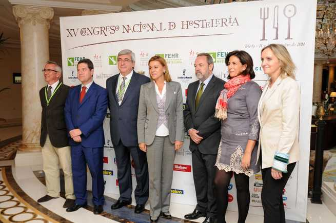 imagen de El alcalde de Toledo destaca la capacidad de adaptación de los hosteleros en la inauguración de su XV Congreso Nacional