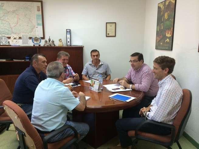 imagen de El Consorcio RSU de Ciudad Real acuerda por unanimidad la devolución de parte de las retribuciones no pagadas en 2012, con los representantes de los trabajadores