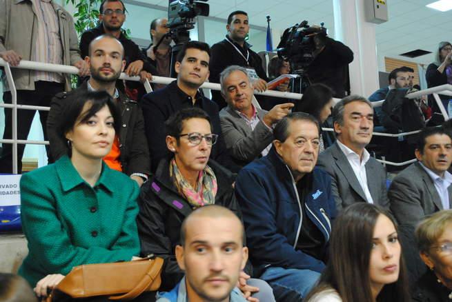 imagen de Valdepeñas acogió ayer la 2ª eliminatoria de la Copa del Rey de Fútbol Sala