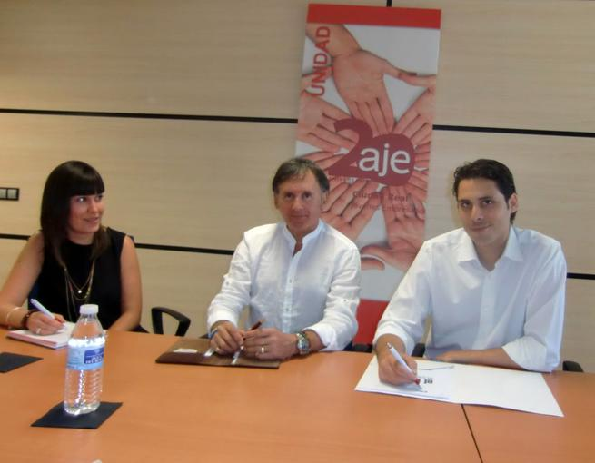 Imagen: AJE Ciudad Real se interesa por las oportunidades de internalización en la república Dominicana