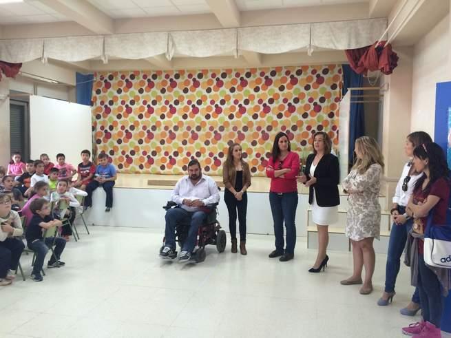 imagen de Los escolares de Argamasilla de Calatrava participan en un programa de desarrollo mental