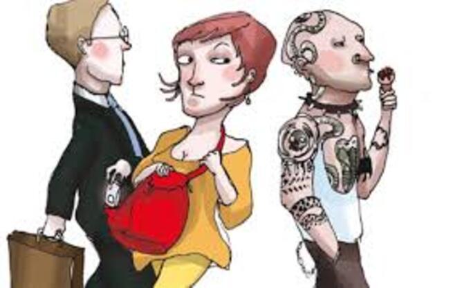 estereotipos mujer mamadas en clase