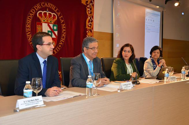 Imagen: La UCLM promueve la protección de la infancia en el I Día del Campus de Toledo