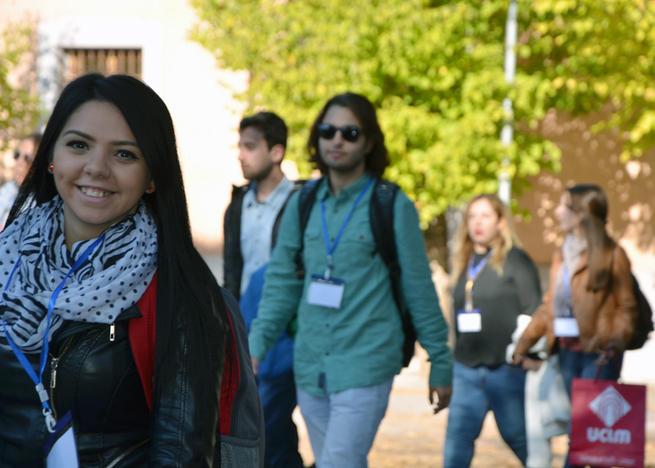 Imagen: Aumenta la participación en el Día del Estudiante Internacional en la UCLM