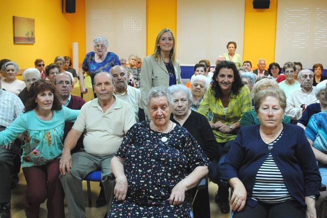 Imagen: Valdepeñas celebra hoy el Día Internacional de las Personas Mayores