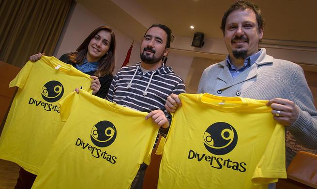 Imagen: La Concejalía de Juventud de Toledo se suma al Movimiento Diversitas 2015