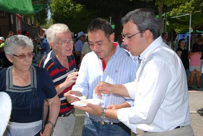 imagen de El alcalde de Alcázar de San juan invita a las fiestas diurnas