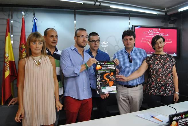 imagen de Llega el primer Master Nocturna de Ciclo Indoor Ciudad de Albacete
