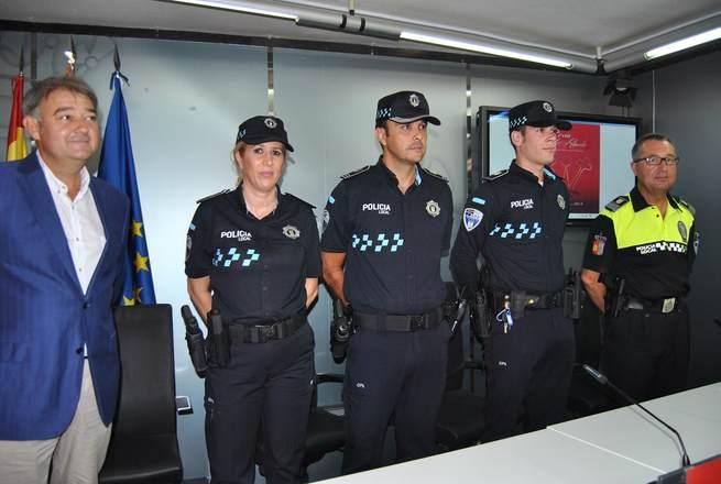 imagen de La Policía Local de Albacete estrenará el día 7 de septiembre su nuevo uniforme