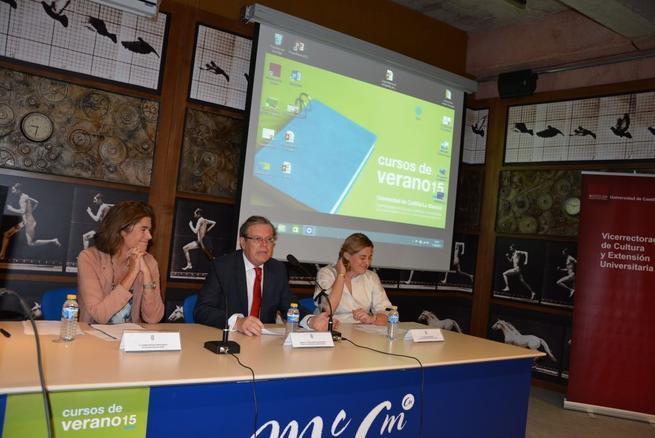 Imagen: El rector de la UCLM clausura un curso de verano enfocado a la mejora del desarrollo turístico en España