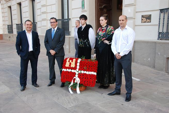 imagen de La procesión cierra los actos de la virgen del Rosario en Alcázar de San Juan