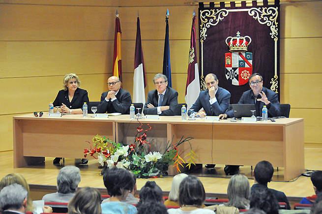 imagen de El rector de la UCLM destaca la labor de investigación y de docencia del CEPLI en la celebración de su XV aniversario
