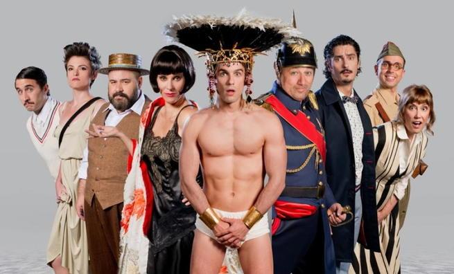 """Imagen: La exitosa comedia """"El Eunuco"""" llega este viernes al Teatro Auditorio de Valdepeñas"""