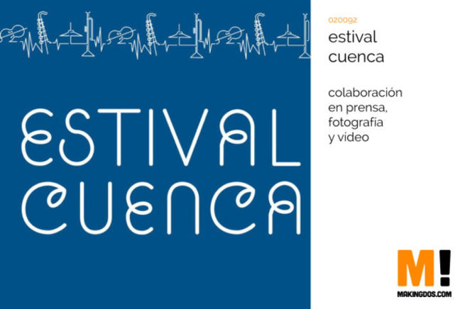 Imagen: Presentan en Estival Cuenca un instrumento musical para niña con parálisis