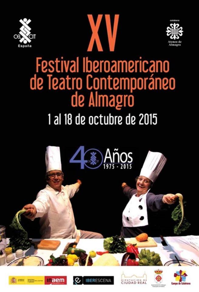 Imagen: Esta noche se inaugura el XV Festival Iberoamericano de Teatro Contemporáneo de Almagro