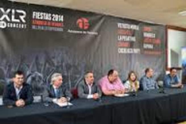 """imagen de Santiago Casas: """"Como los conciertos de las fiestas han  sido un auténtico éxito, el PP trata de sembrar dudas"""
