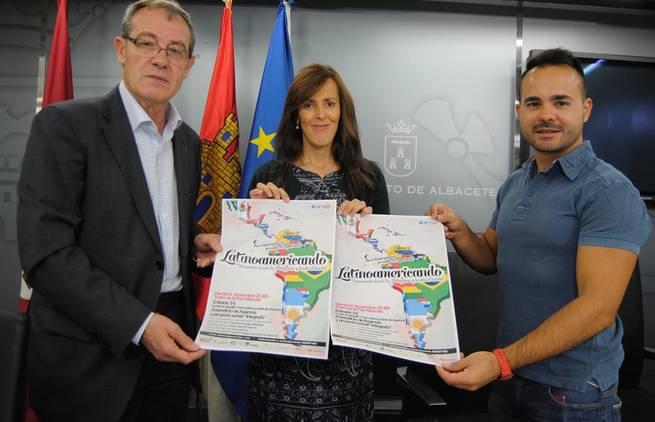 Imagen: El Teatro de la Paz acoge la gala 'Latinoamericando' a beneficio de Asprona y la asociación cultural Amigos de Cuba de Albacete