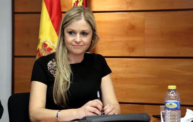 """Imagen: La consejera de Fomento replica a la Asamblea de Murcia que el trasvase Tajo-Segura """"ya está totalmente blindado"""""""