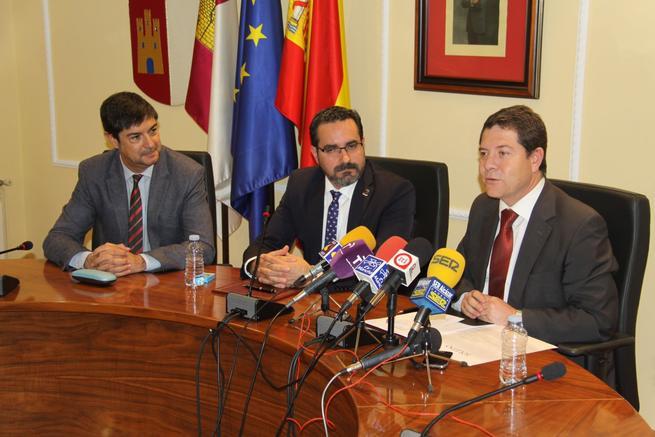 imagen de Cuenca, Toledo y Pedro Muñoz colaborarán en la promoción de la cultura y el turismo