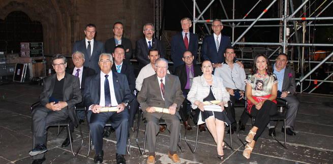 imagen de Valdepeñas hizo ayer entrega de sus Honores y Distinciones