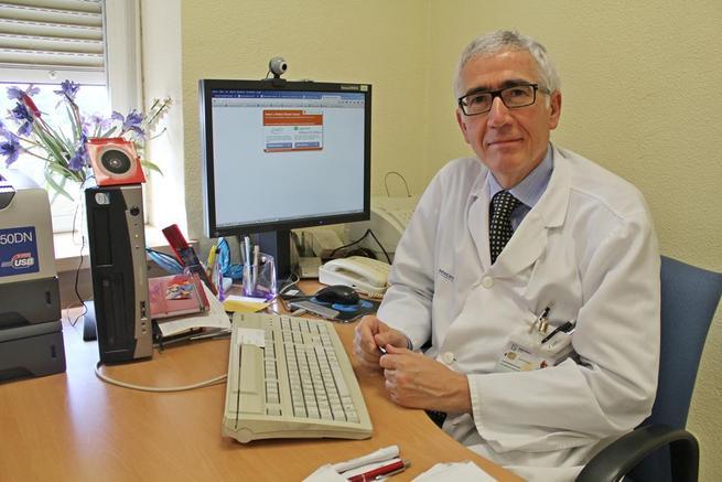 Imagen: El jefe de servicio de Cardiología del Hospital de Toledo, nombrado vicepresidente de la Sociedad Española de esta especialidad
