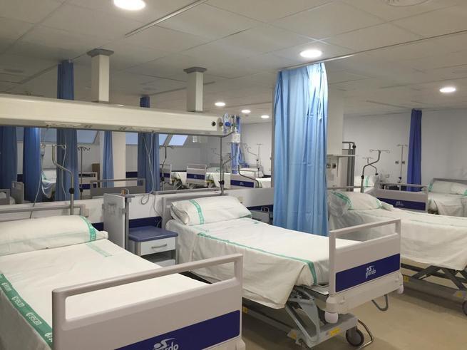 Imagen: Se amplía la capacidad asistencial del Servicio de Urgencias del Hospital de Toledo