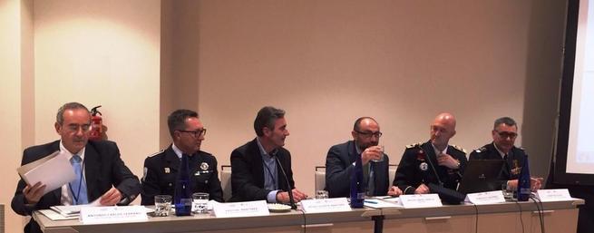 Imagen: El Ayuntamiento de Albacete participa en el IV encuentro nacional de responsables de seguridad local celebrado en Madrid