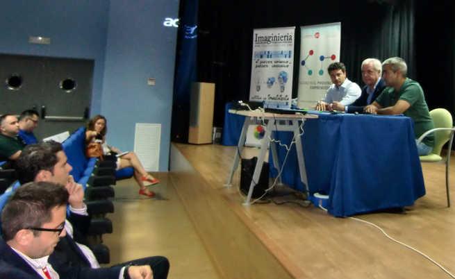 imagen de La AJE y la Diputación animan a emprender en Puertollano